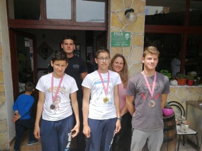 GALERIJA: Natjecanje u sportskom ribolovu od 11. svibnja 2019. u organizaciji ŠRU Podlanica