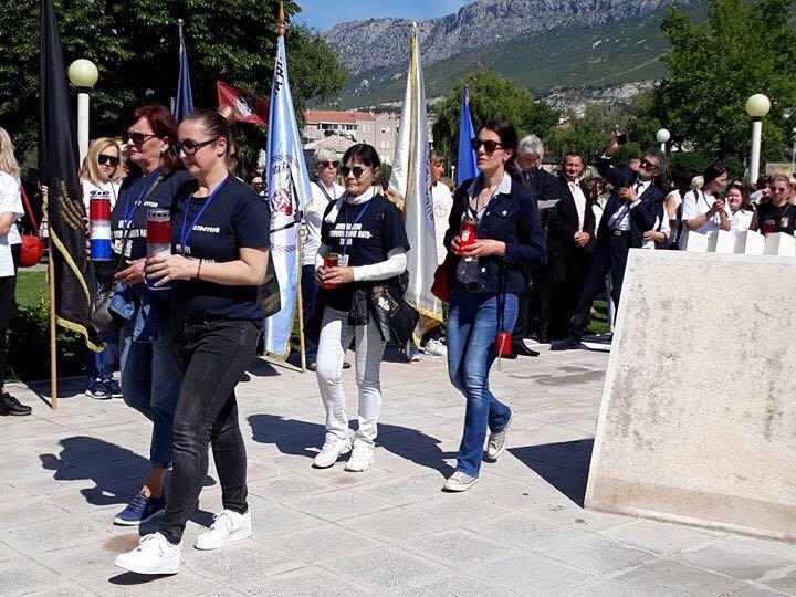 Bila sam na četvrtom po redu Susretu braniteljica RH u Solinu i Splitu, evo što sam zabilježila