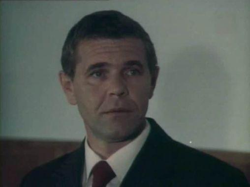 Алексей Булдаков в молодости