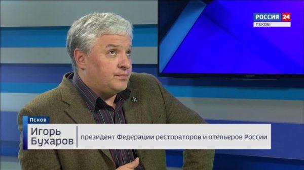 Игорь Бухаров - биография и личная жизнь, фото ресторатора