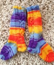7: Longus socks for Ronan