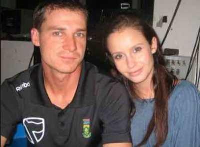 Dale-Steyn-Wife
