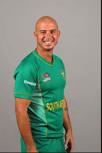 Biography of Herschelle Gibbs