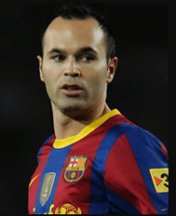 Biography of Andres Iniesta