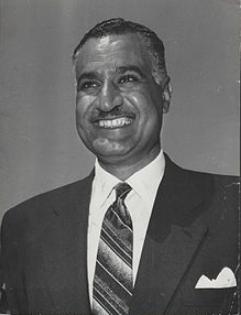 Biography of Gamal Abdel Nasser