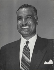 Biography of Gamal Abdel Nasser