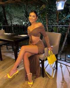 Liana Marisa Biography