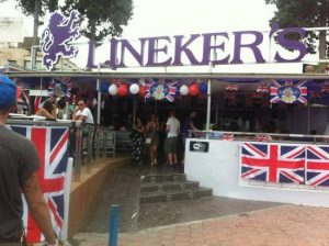 Wayne Linekers Bar image