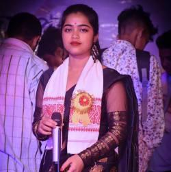 Anju Panchi Assamese singer Biography