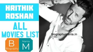 Read more about the article Hrithik Roshan All Movies List In Hindi Since 1980 | Hit, Flop And  Upcoming Movies