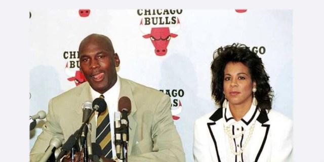 Michael Jordan Juanita Vanoy | Big Fat Divorces- 8 way too expensive celebrity divorces