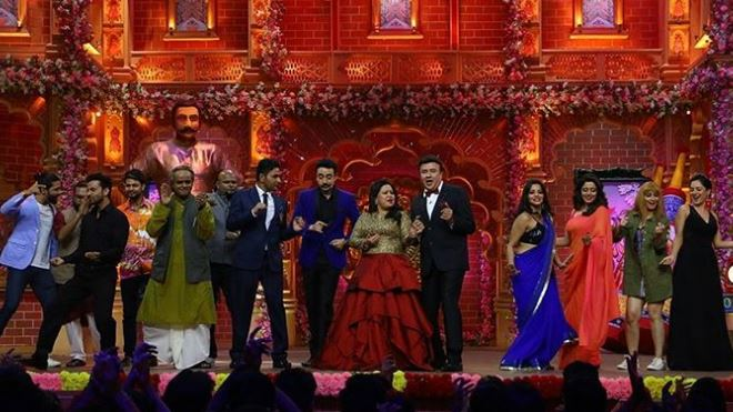 Bharti in Comedy Shows