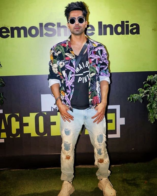 Hardy Sandhu actor