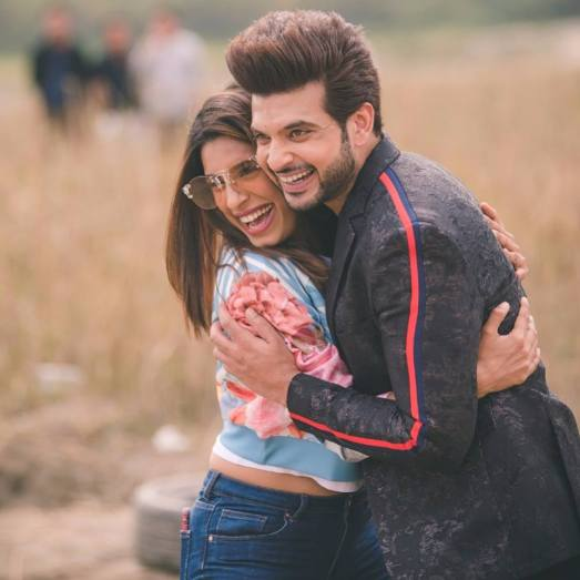 Karan Kundra and His Girl Friend