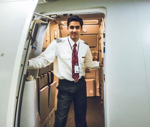 Nikhil Jet Airways