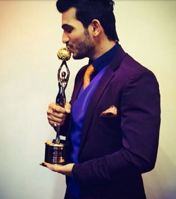 Arjun Bijlani Awards