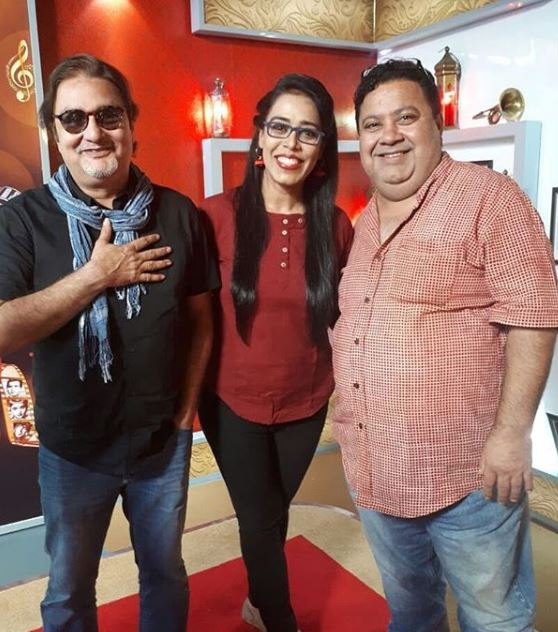 Manoj Pahwa with Starcast