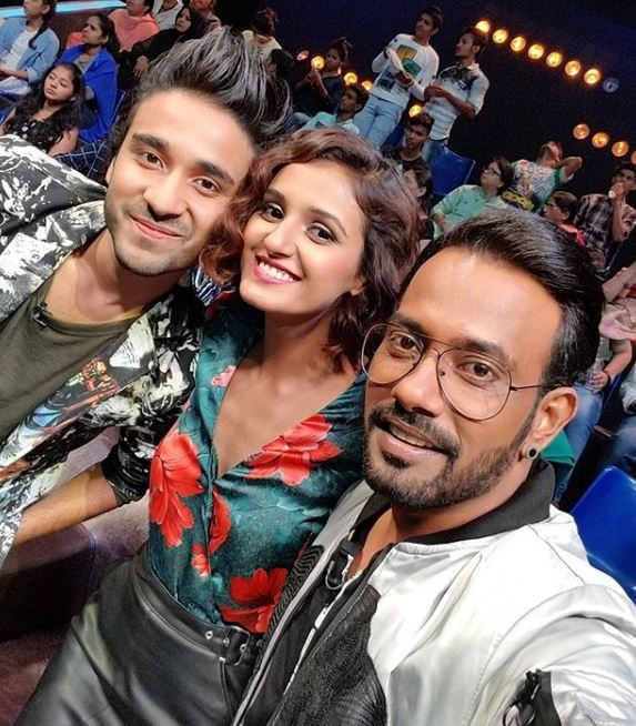Shakti Mohan Friends