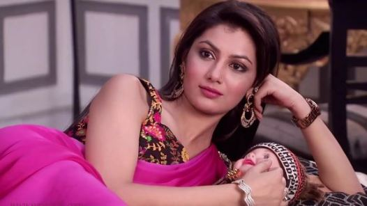 Sriti Jha in Tv Serials