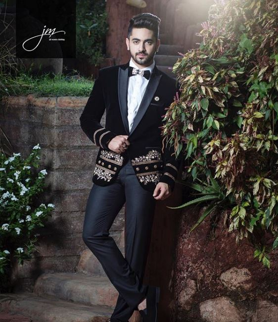 Zain Imam Fashion