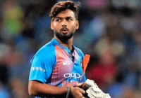 Rishabh Pant - Indian cricketer