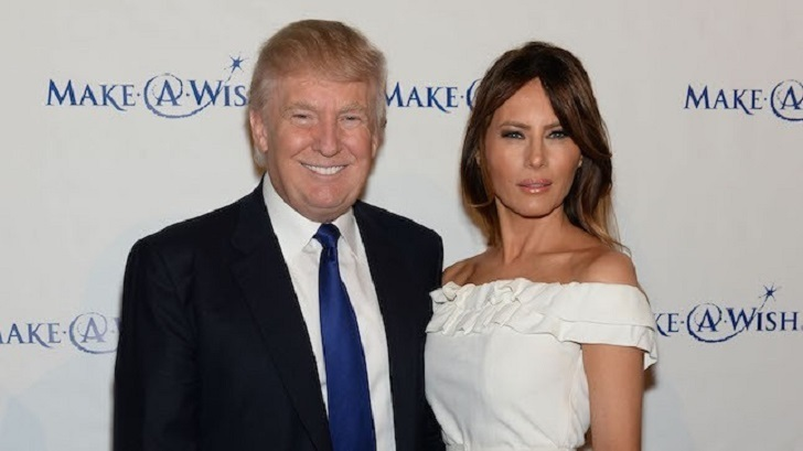 Melania Trump and Donald Trump have been together with each other for a decade.