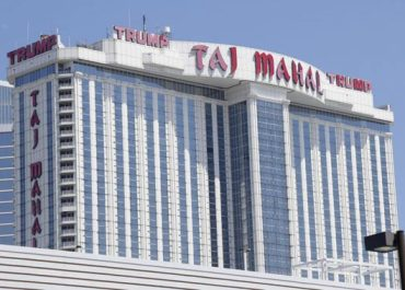 Donald Trump's Taj Mahal Casino and Hotel Resort