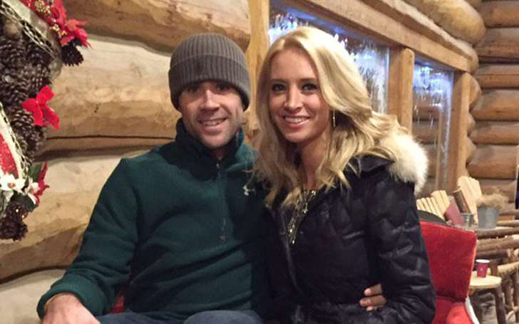 Kayleigh McEnany is engaged to boyfriend Sean  Gilmartin. The couple plans on getting married in November 2017.