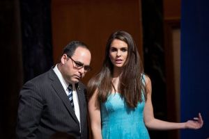 Hope Hicks is the highest paid employees and close ally of Donald Trump.