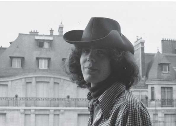 Anthony Bourdain in his early days