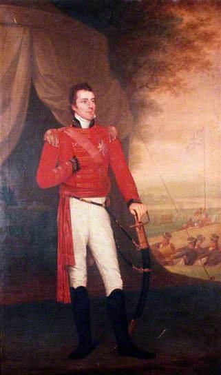 Arthur Wellesley, The 1st Duke of Wellington (1769-1852) (2/5)