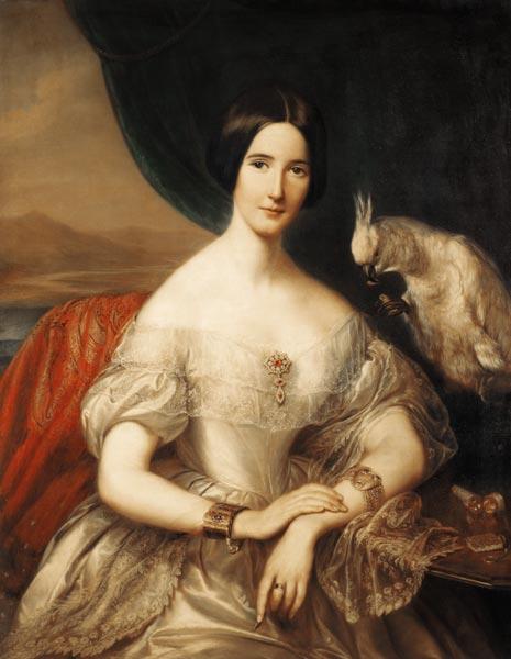 Angela Burdett-Coutts, 1st Baroness Burdett-Coutts (1814-1906) (1/6)