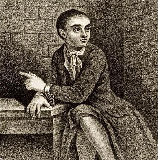 Jack Sheppard- celebrity escape artist (1702-1724) (1/5)