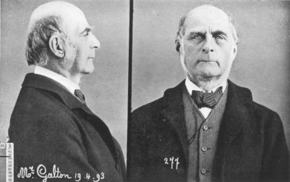 Sir Francis Galton (1822-1911) (6/6)