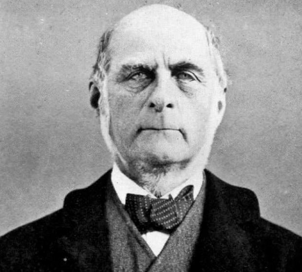 Sir Francis Galton (1822-1911) (2/6)