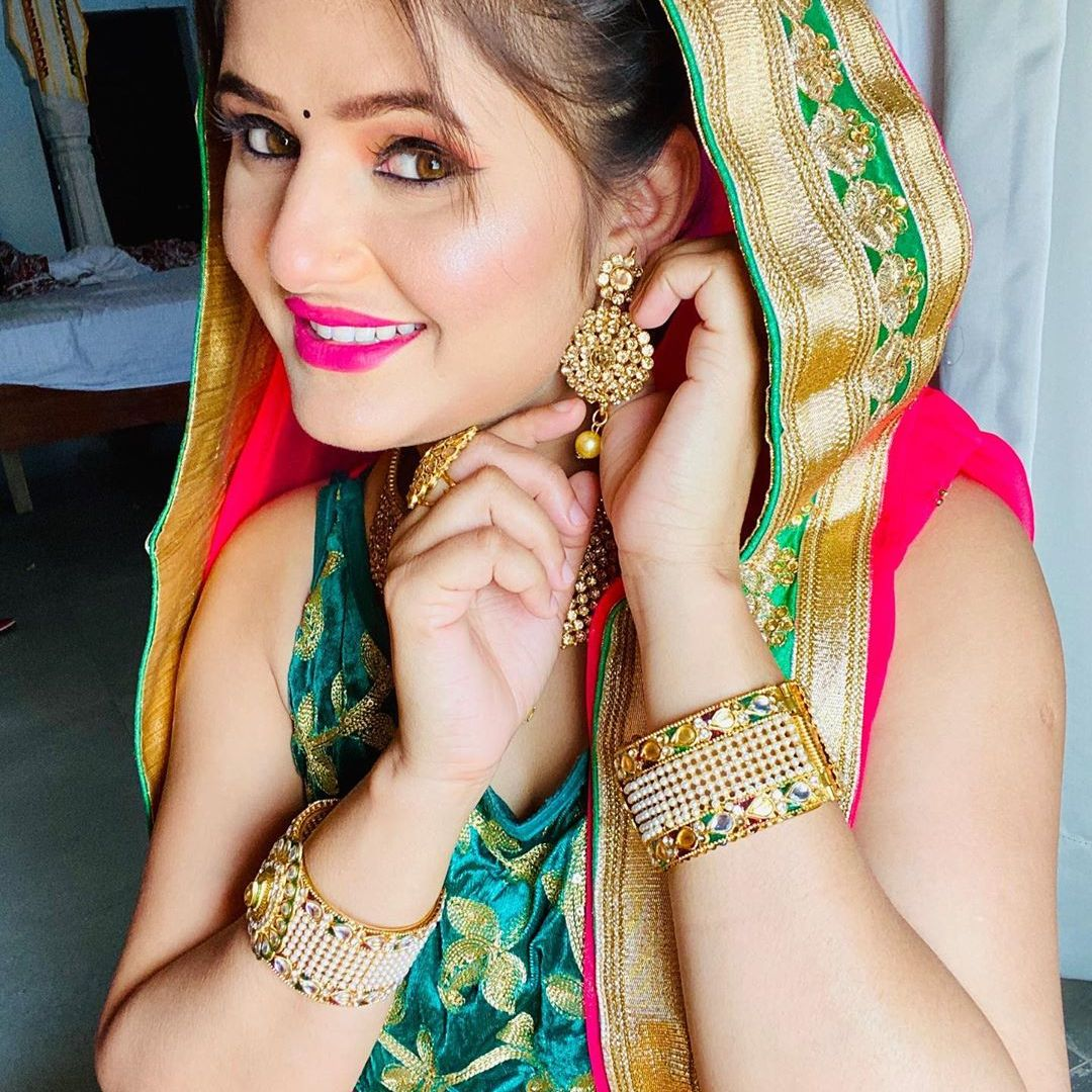 Anjali Raghav Hot Pic