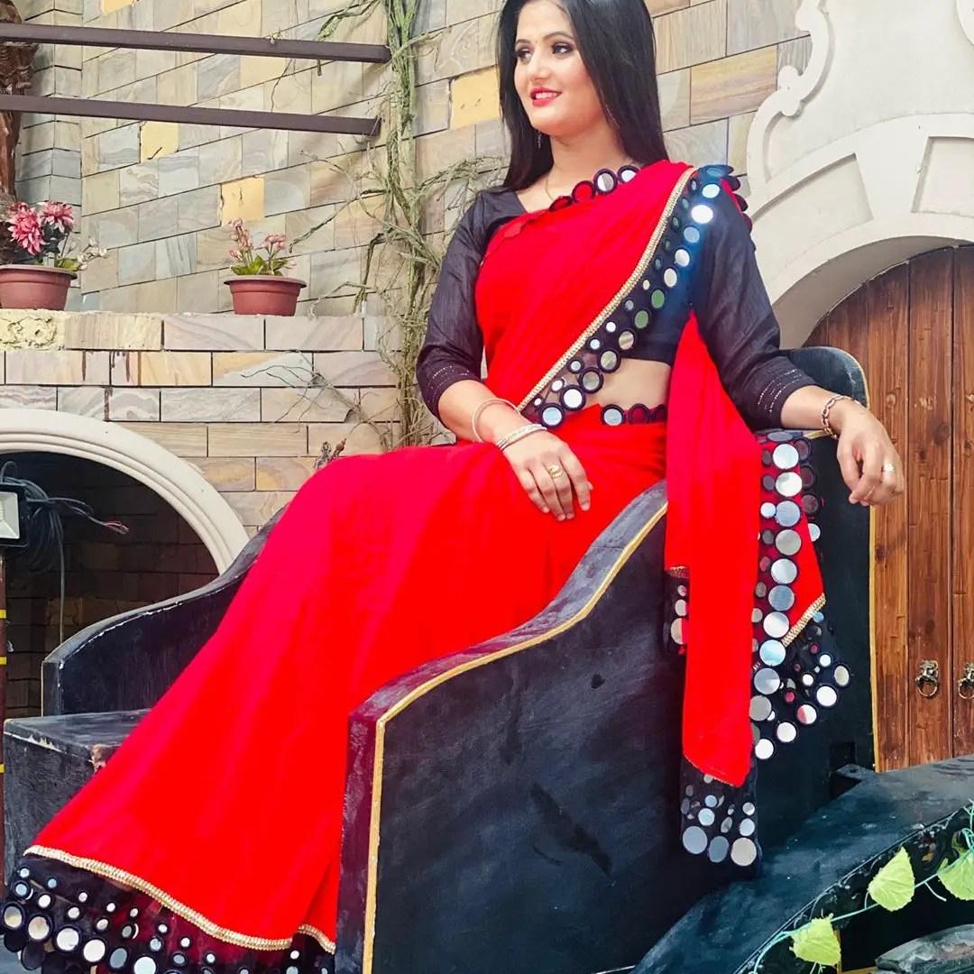 Anjali Raghav Pic