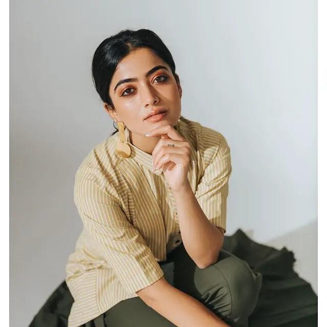 Rashmika Mandanna Hot Pic