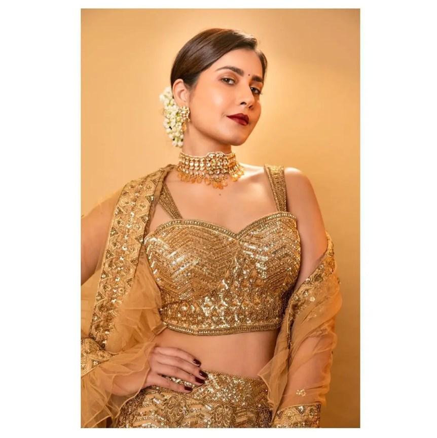 Rashi Khanna Hot Pic