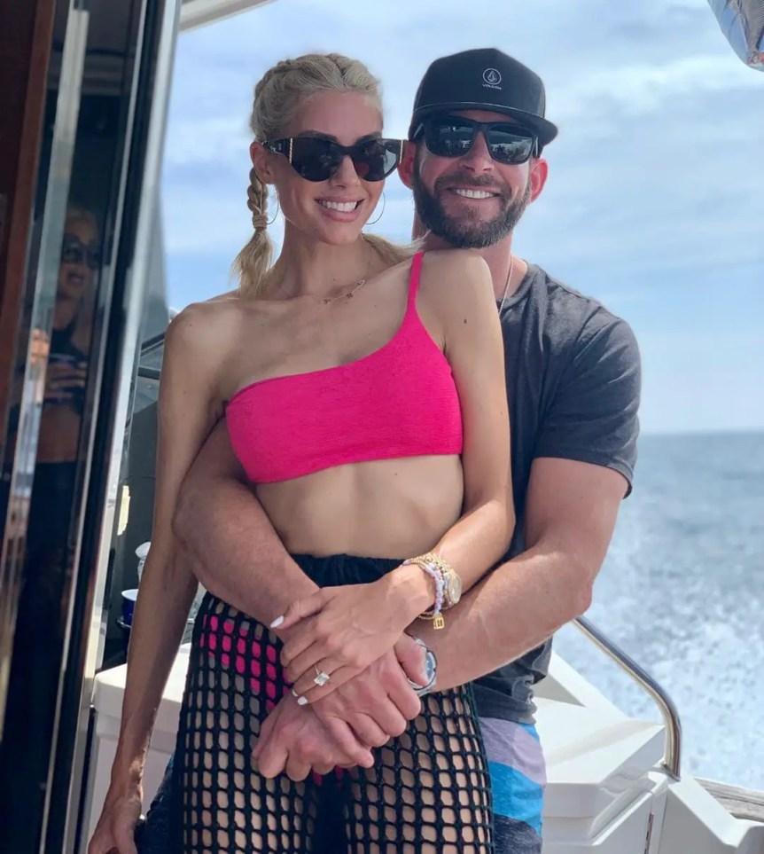 Heather Rae Young Boyfriend