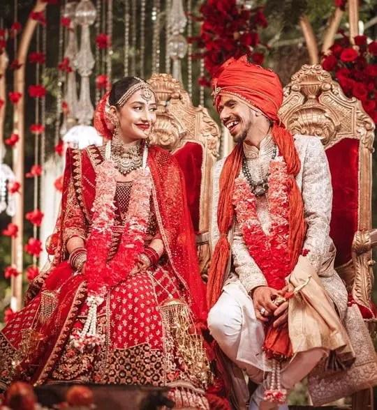 Dhanashree Verma marriage