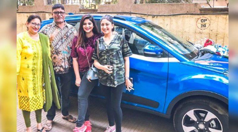 Shanice Shrestha Car