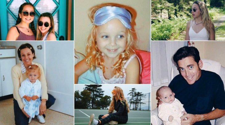 Emma Chamberlain Family