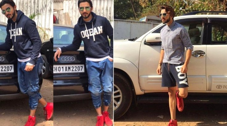 Rohit Suchanti Cars