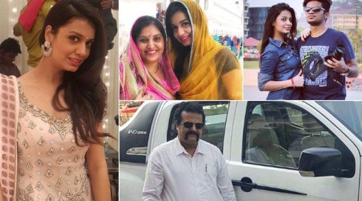 Divya Agarwal family