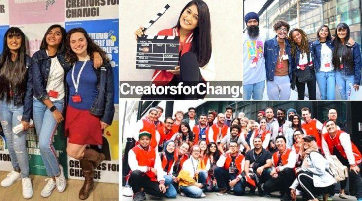 Niharika NM Creator for change