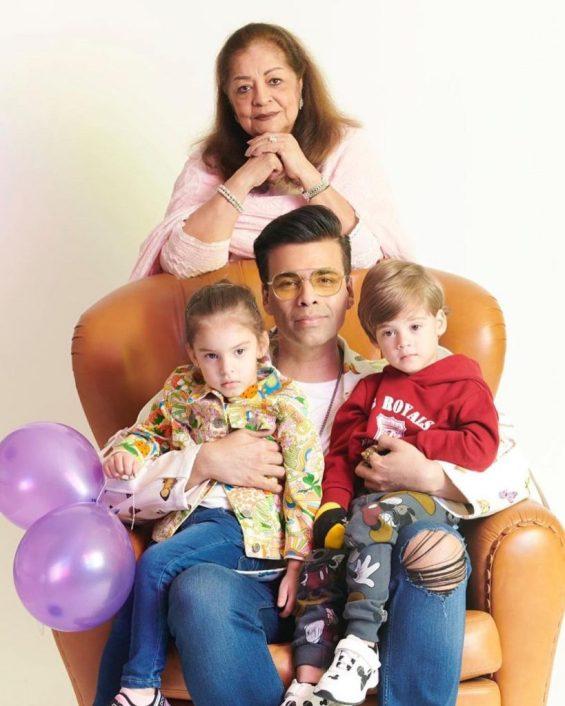 Karan Johar Age Girlfriend Biography Children Family