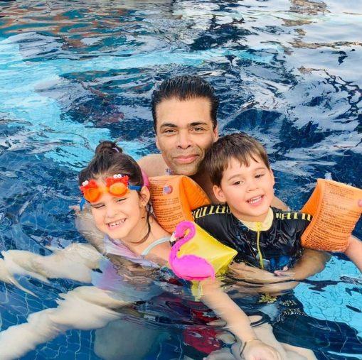 Karan Johar Height Age Girlfriend Biography Children Family