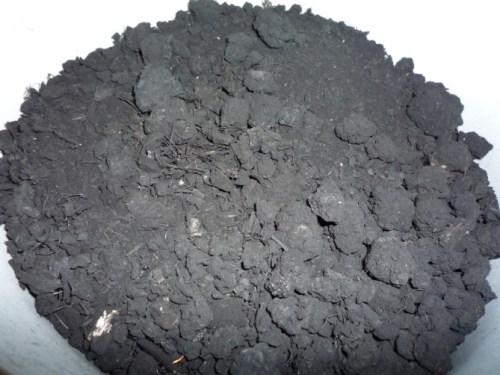 廃プラスチック 炭 熱分解後 Biogreen 熱分解装置