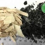 熱分解装置 Biogreen 固形物製造 固形燃料 バイオ炭 2018.1.19